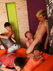 Straight men pissing in groups and gay newsgroups for escorts san francisco at Crazy Party Boys