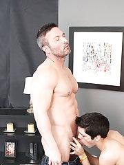 Gay porn hardcore first time young papa and hot hardcore gay fuck at Bang Me Sugar Daddy