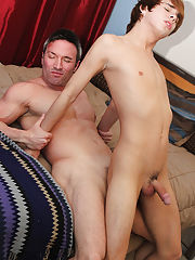 Old guy suck young cock and erected dicks men at Bang Me Sugar Daddy