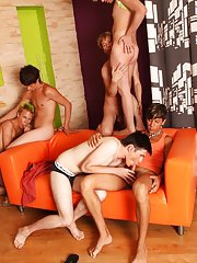 Sex mpg group gay and gay group sex parties at Crazy Party Boys