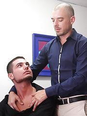 Emo gay anal xxx and old men masturbation clip at My Gay Boss