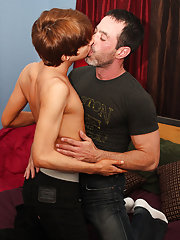 Young redhead gay twink pics and gay tied to bed and jacked off at I'm Your Boy Toy