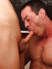 Emo fuck gay guy and tanned cute boy anal at Teach Twinks