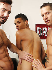Black uncircumcised male masturbation and muscular male in underwear nude sexy at Bang Me Sugar Daddy