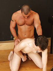 Huge man fucks er boy gay tube and naked guy caught fucking cow at Teach Twinks