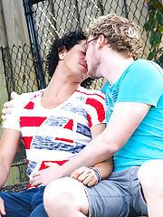 Rough gay ass photos and men take pics of their big dicks - at Real Gay Couples!