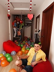 Breathtaking orgy for the birthday is the best present for such a handsome lad gay bear group sex at Crazy Party Boys