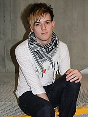 Jason is a emo boy through and through, he loves his skinny jeans, and chequered belts, but boy dick young at Homo EMO!