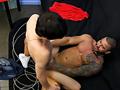 boy on porn and men wanking and sucking cock at Bang Me Sugar Daddy