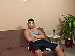Givinga blowjob gay video and gay blowjob big cock sex