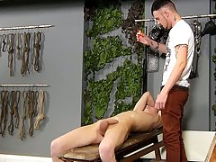 Public gay male bondage and gay domination bondage - Boy Napped!