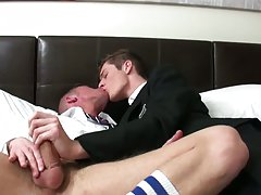 Sexy gay twink cartoon pics and twink gets first load of cum in his mouth at Staxus