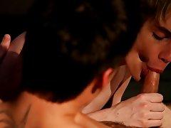 Indian uncut twinks tube and naked black boy twink - Gay Twinks Vampires Saga!