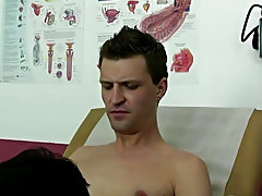 Gay doctor plays with cocks and gay medical fetish video tube