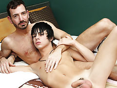Young men being jacked by older and korea men fucking photo at Bang Me Sugar Daddy