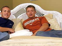 Pissing in my ass gay and free old man outdoor solo jerk off vids - at Real Gay Couples!