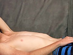 Free twink feet porn and roxy red gay leash at Boy Crush!