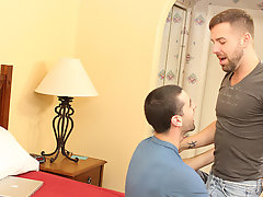 Boy self job anal porn and gay younger vs older wrestling xxx at My Husband Is Gay