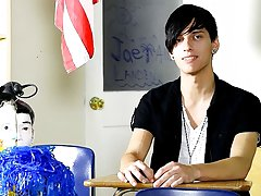 Gay twink underwear clips and grandpa blowjob young twink at Teach Twinks