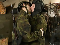 Gay lick military boots and straight military men with big hard cocks pics
