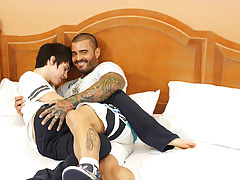 Sex gay emo boy kissing the at I'm Your Boy Toy