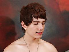 Teen big uncut cock pics and twinks cumming hands free - Gay Twinks Vampires Saga!