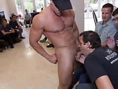 Gay group sex video trailer and yahoo groups gay truckers seattle at Sausage Party