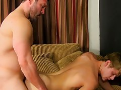 Cute guy fucking very hard at I'm Your Boy Toy