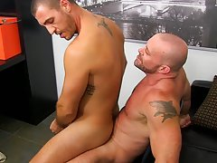 Hot male gym teachers and boys fucking and straight man fuck boys at My Gay Boss