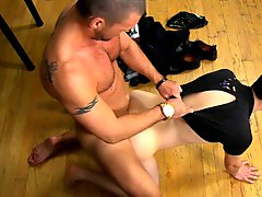 Gay thong kissing at Teach Twinks