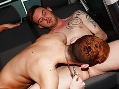 Handsome older men and young arabian cut cocks - at Boys On The Prowl!