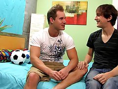 Hot naked young fucked by hot men in bed video and teen boys dick photo at Boy Crush!
