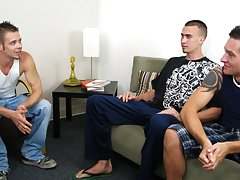 Free pic of gay circle jerk off with cumshots and straight lad wanking stories at Straight Rent Boys
