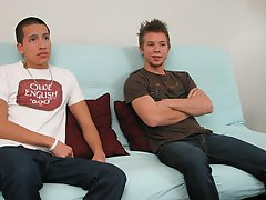 Blowjobs teen and boys practice blowjob on dildo