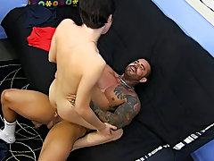 Guy fucking two dolls and gay bareback emo fucking movies at Bang Me Sugar Daddy