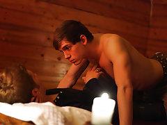 Hung twink brothers and naked italian black uncut twinks - Gay Twinks Vampires Saga!