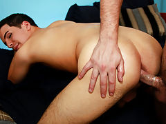 Gay anal porn ass ripping and hairless twinks molested