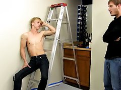 Old man nude and photo naked boy anal fuck guy at My Gay Boss