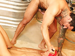 Sexy iraqi gay men fucking slow and gay older and young pee at Bang Me Sugar Daddy