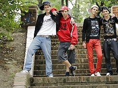 Denmark twinks teens fre at Staxus