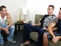 Hall of fame gay anal sex and straight male mutual masturbation at Straight Rent Boys