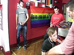 Sexy guys curious about gay sex and buff teen gay sex at Staxus
