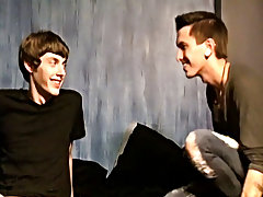Gay bareback twink sexy skater emo hot and multiple gay twink anal loads - at Tasty Twink!