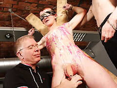 Free boy fetish pic movie porn and naked boy in bondage gallery - Boy Napped!