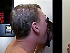 Young gay blowjob with cumshot and cute emo boy first blowjob