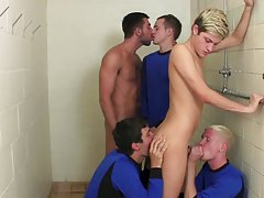 Sexy young gay porn lads - Euro Boy XXX!
