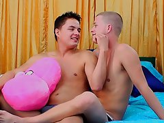 Pics of bare twinks and teen boy creative masturbation pics - at Real Gay Couples!