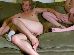 Male female kissand sexy pic and black dude fucked by white guy - at Tasty Twink!