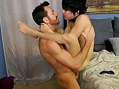 Free twink young boy video and men enjoying male nipple worship at Bang Me Sugar Daddy
