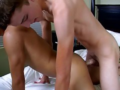 Twink gets rimmed and red anal pix - Jizz Addiction!